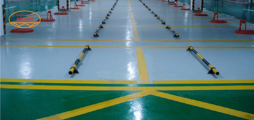 dịch vụ thiết bị giao thông Sài Gòn